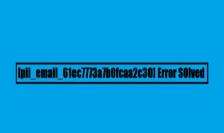 How to Solve [pii_email_61ec7773a7b0fcaa2c30] Error